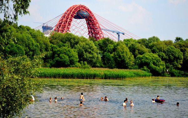 Serebryany Bor, Mosca -giugno 2019 - Sputnik Italia