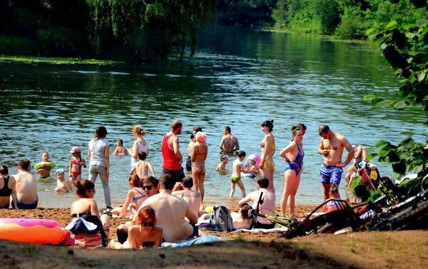 Serebryany Bor, fiume Moscova - Mosca - Sputnik Italia