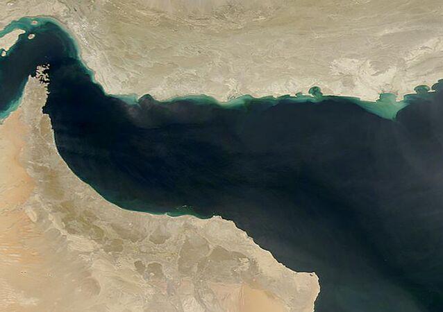 Il Golfo di Oman