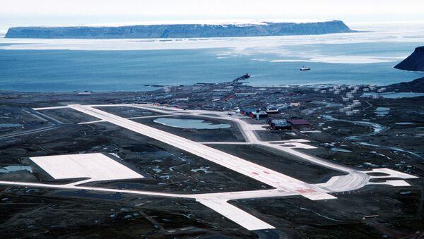 Base aerea USA di Thule, in Groenlandia - Sputnik Italia