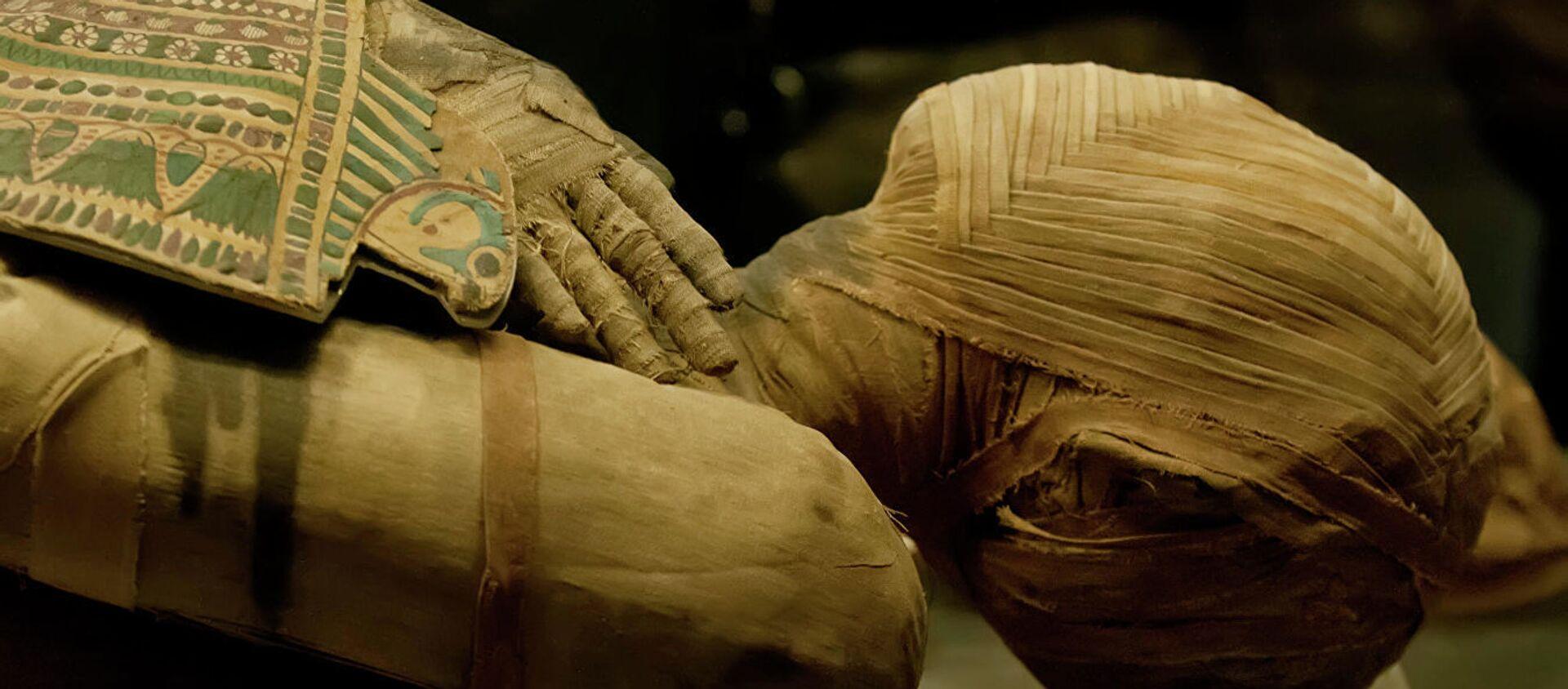 La mummia - Sputnik Italia, 1920, 30.04.2021