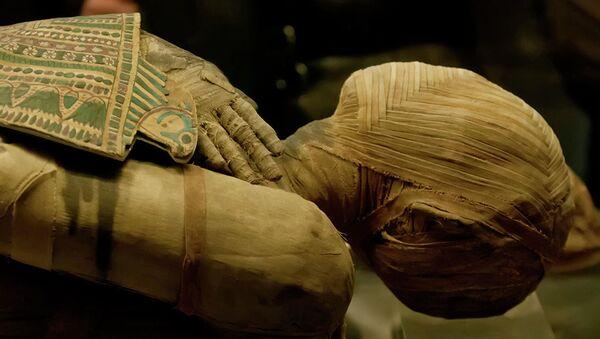 La mummia - Sputnik Italia