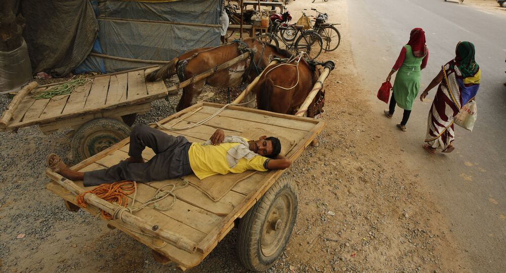 Caldo in India