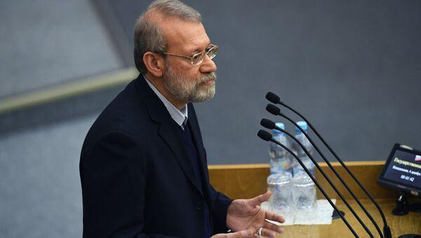 Ali Larijani - Sputnik Italia