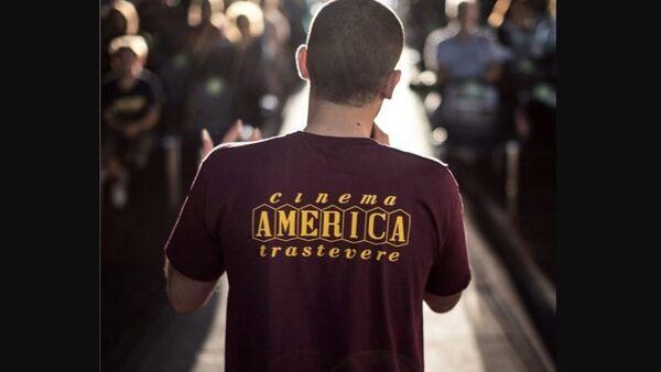 Maglietta del Cinema America - Sputnik Italia