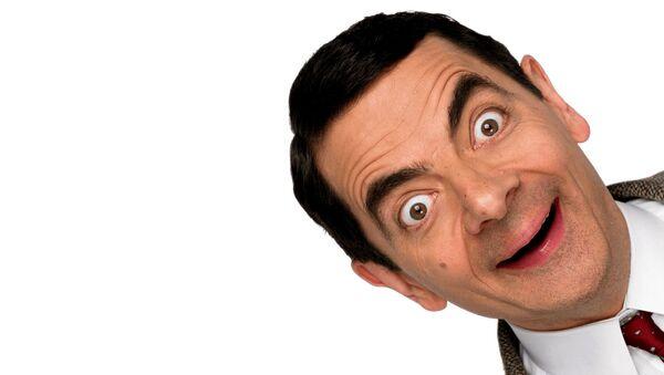 Rowan Atkinson in Mr. Bean - Sputnik Italia