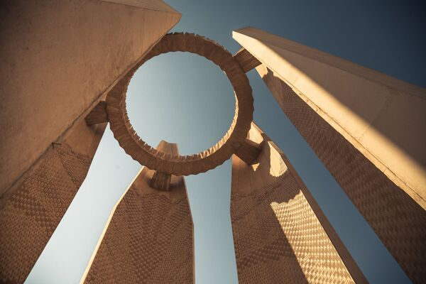 Assuan in Egitto è una delle città più calde e secche del mondo: la quantità di precipitazioni media annuale è inferiore ad 1 millimetro. - Sputnik Italia