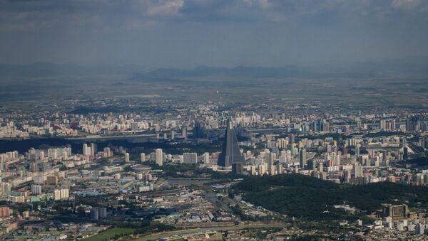 Vista di Pyongyang, Corea del Nord - Sputnik Italia
