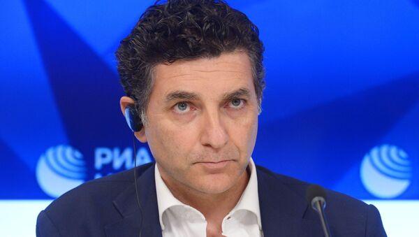 Enrico Bufalini - Sputnik Italia