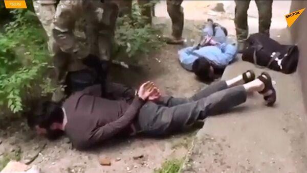 Sospetti membri ISIS arrestati nella regione di Mosca - Sputnik Italia