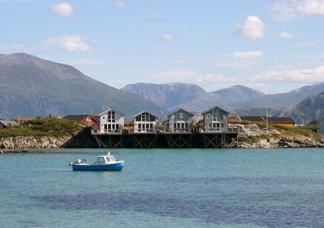 Isola di Sommarøy, Norvegia