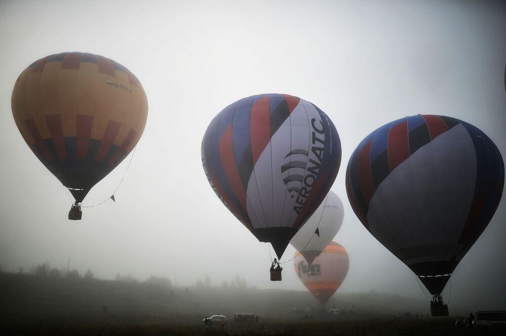 Il 14° Festival di aeronautica Anello d'oro della Russia