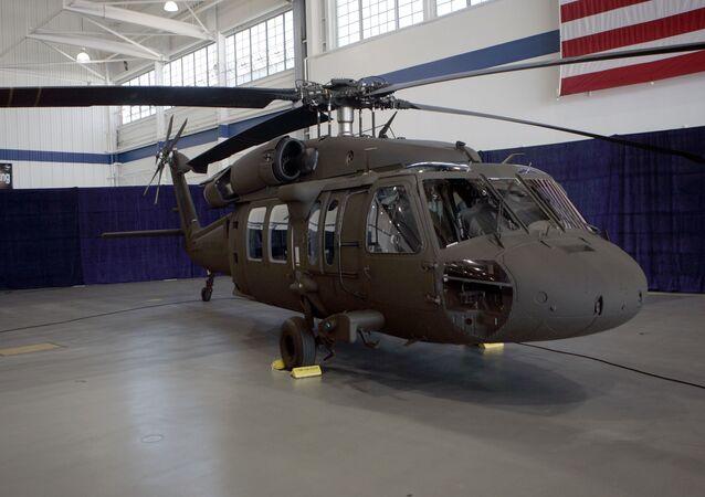 L`ultima versione di Sikorsky UH-60M Black Hawk,  2006
