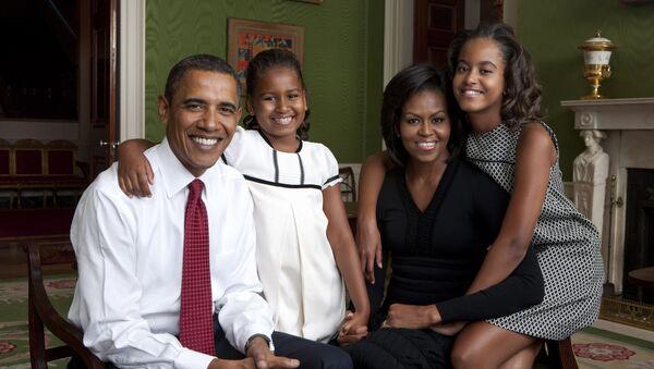 La famiglia Obama - Sputnik Italia