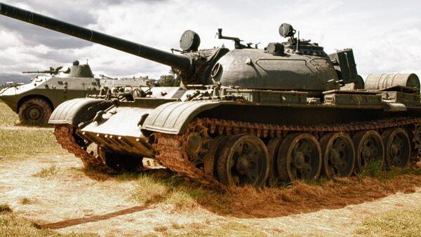 Il carro armato T-55 - Sputnik Italia