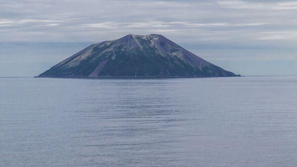 L'isola Rajkoke nell'arcipelago delle Curili - Sputnik Italia