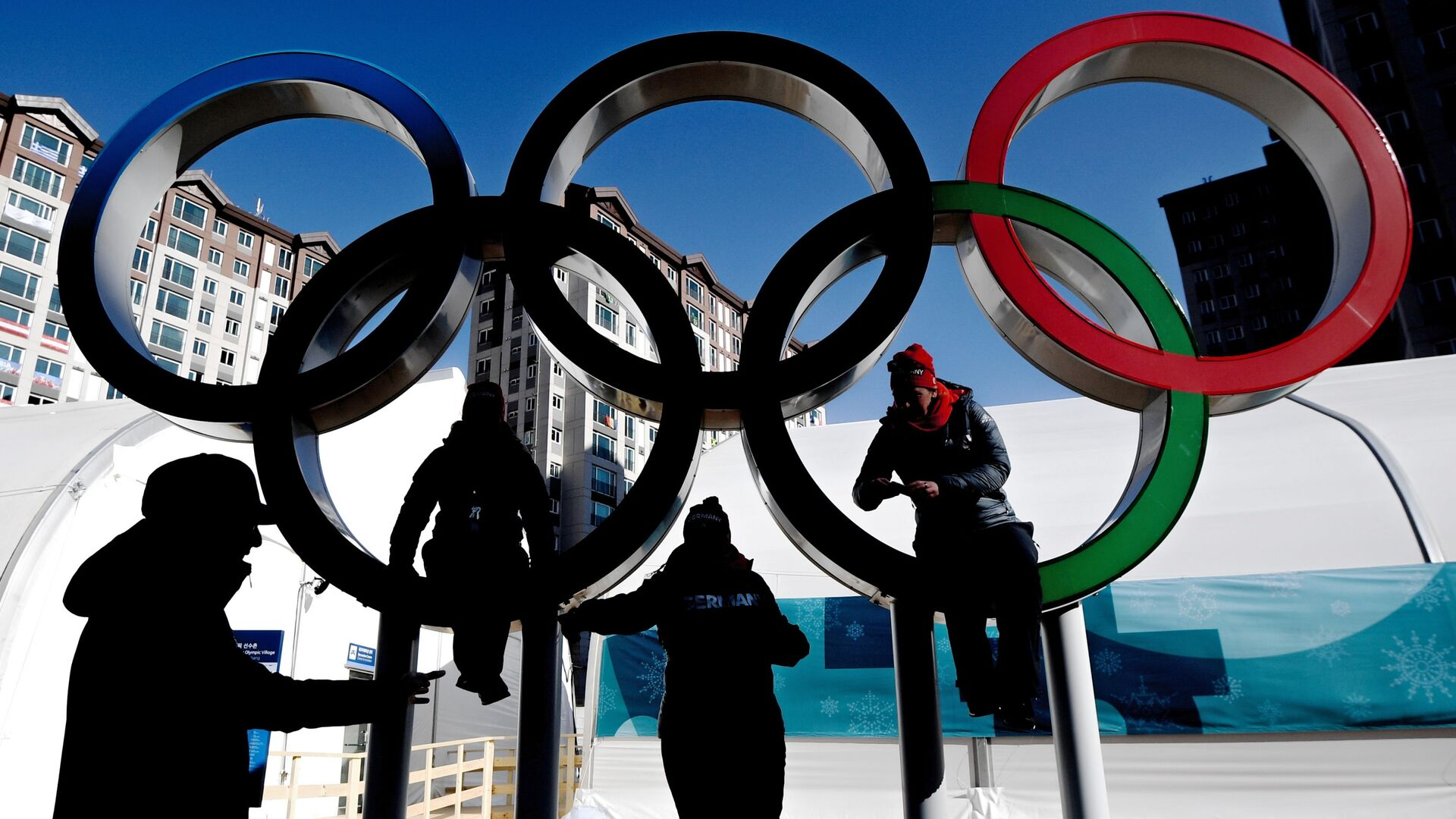 Olimpiadi - Sputnik Italia, 1920, 18.07.2021