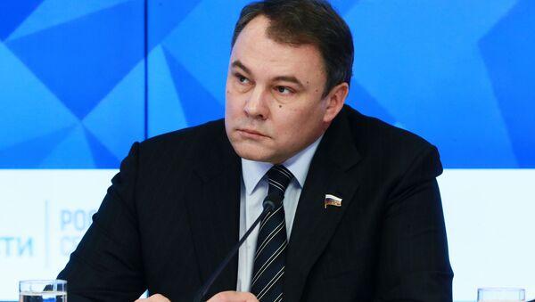 ll vice presidente della Duma di Stato Petr Tolstoj - Sputnik Italia