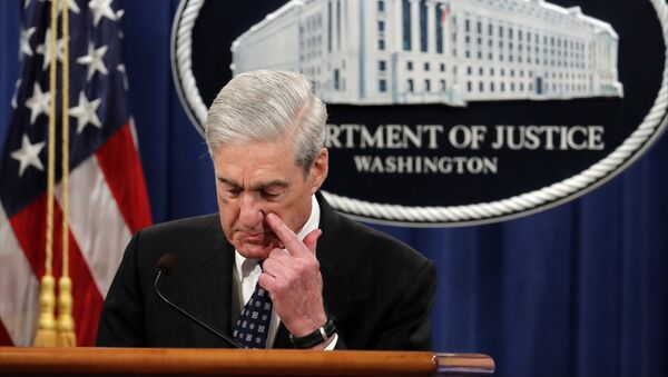 Il procuratore speciale USA Robert Mueller - Sputnik Italia