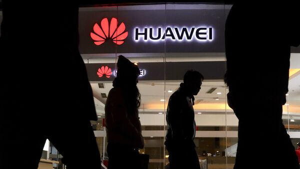 Negozio Huawei a Pechino - Sputnik Italia