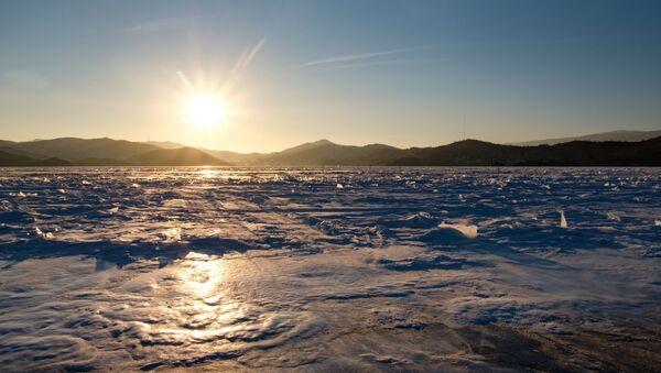 Tramonto sul Bajkal - Sputnik Italia