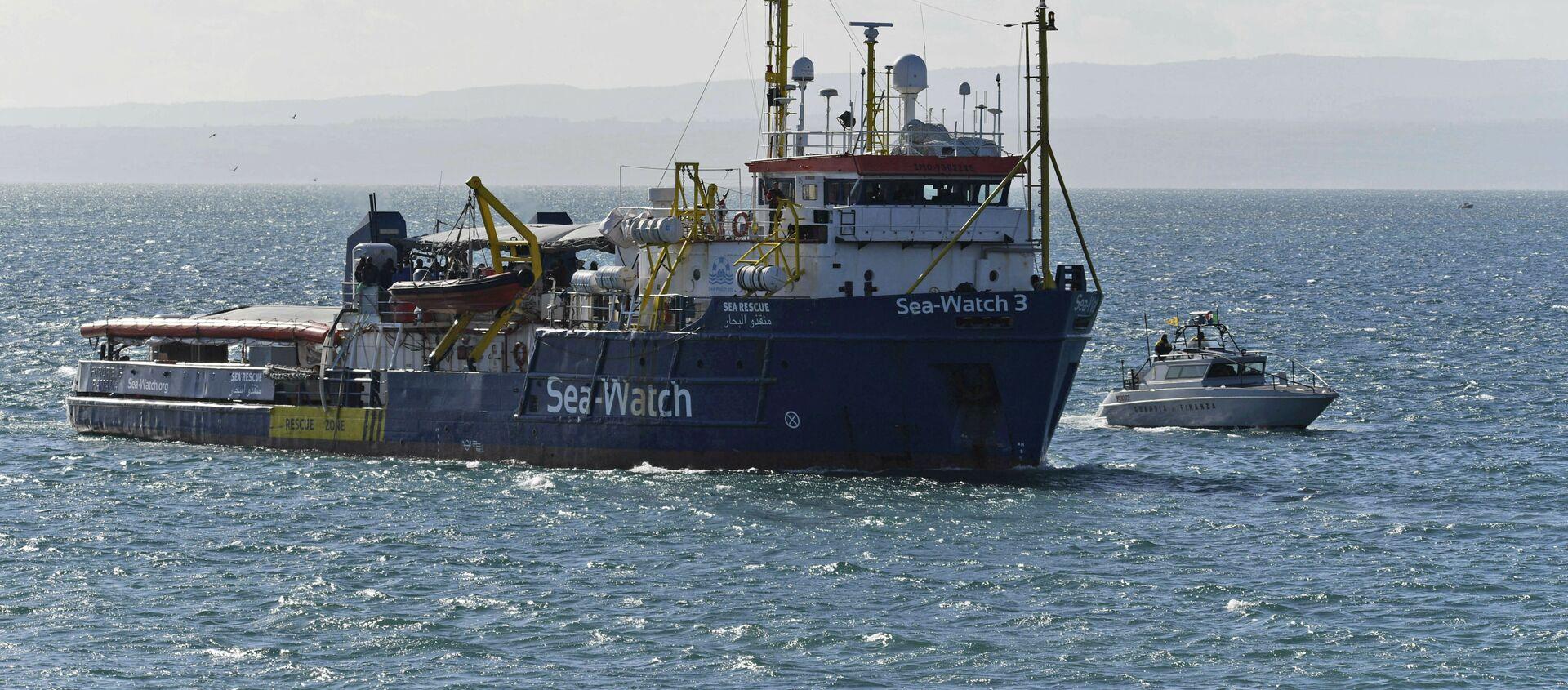Sea Watch 3 - Sputnik Italia, 1920, 01.03.2021