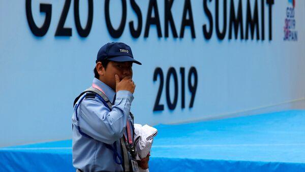 La 14esima riunione del G20 ad Osaka, Giappone - Sputnik Italia