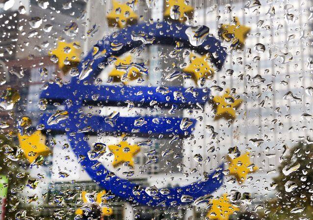 La scultura dell'euro