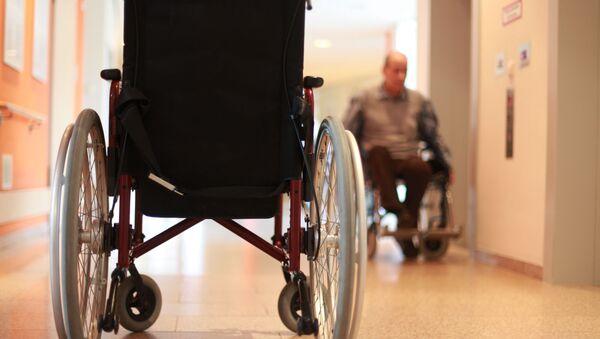 Инвалидная коляска - Sputnik Italia