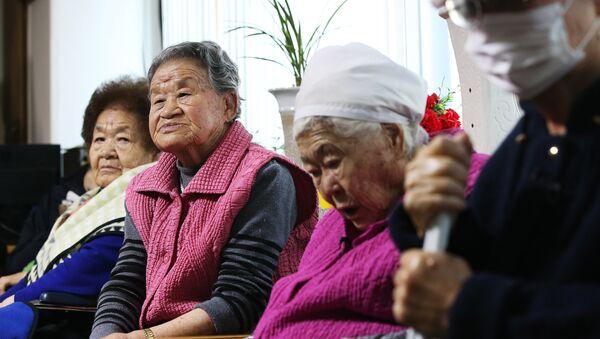 Ex donne di conforto sudcoreane - Sputnik Italia