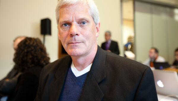 Il caporedattore di WikiLeaks Kristinn Hrafnsson - Sputnik Italia