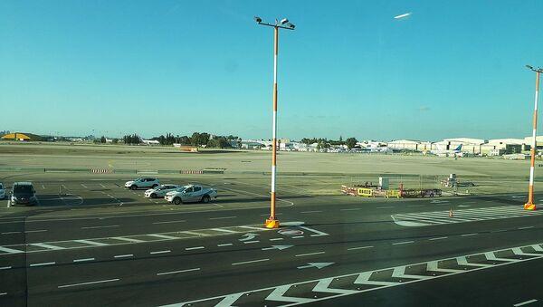 L'aeroporto Ben Gurion - Sputnik Italia