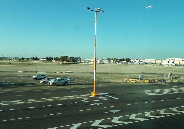 L'aeroporto Ben Gurion