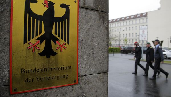 Bundesministerium der Verteidigung in Berlin (Archiv) - Sputnik Italia