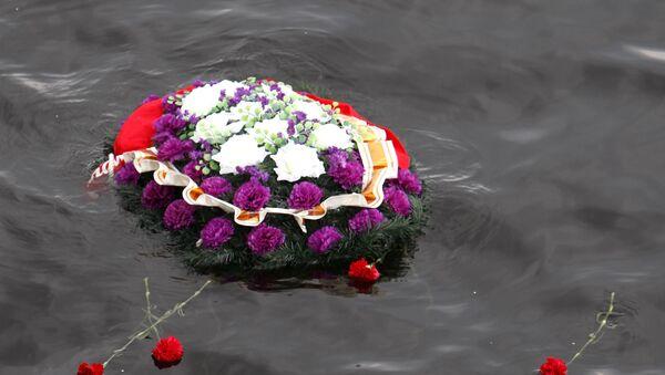 Una corona sull'acqua - Sputnik Italia