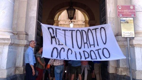 Università di Catania - Sputnik Italia