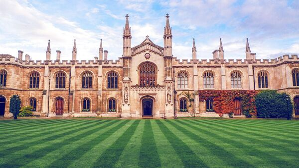 Università di Cambridge in Inghilterra - Sputnik Italia