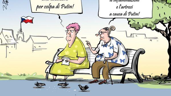 Ha stato Putina - Sputnik Italia