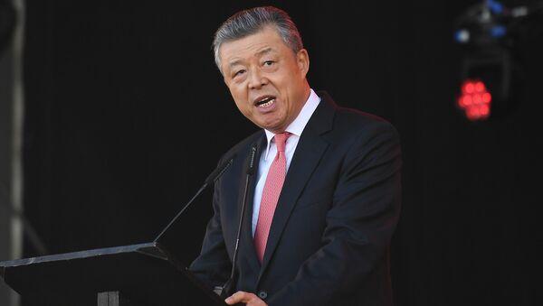 Китайский посол в Лондоне Лю Сяомин  - Sputnik Italia
