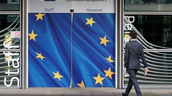 Il quartier generale della Commissione Europea a Bruxelles - Sputnik Italia