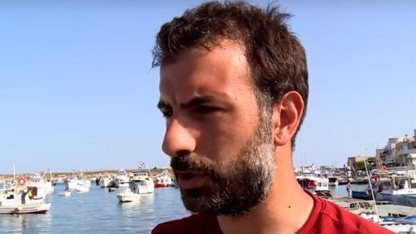 Ong Mediterranea commenta il sequestro della nave Alex - Sputnik Italia