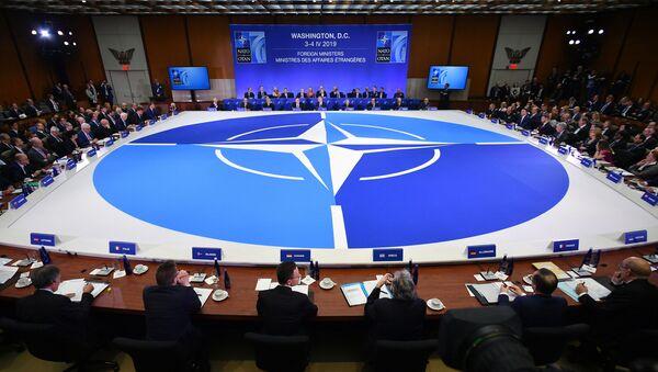 Riunione dei ministri degli Esteri dei paesi NATO a Washington - Sputnik Italia
