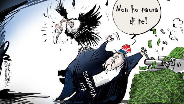 Default USA - Sputnik Italia