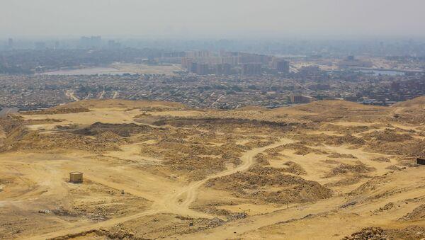 Il Cairo visto dal deserto - Sputnik Italia
