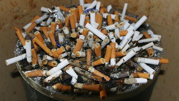 Sigarette spente - Sputnik Italia