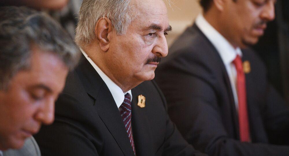 Halifa Haftar