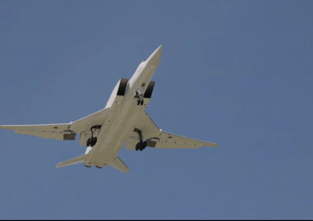 Testing of the Russian Tu-22M3M bomber