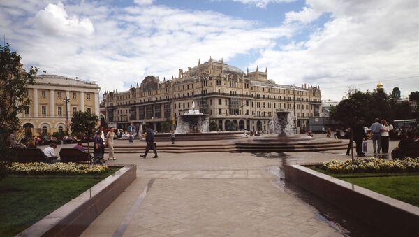 L' hotel Metropol di Mosca - Sputnik Italia