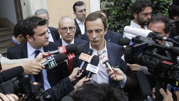 Massimiliano Fedriga - Sputnik Italia