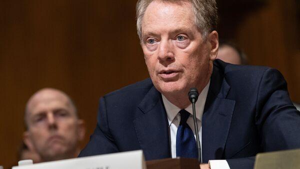 Robert Lighthizer, rappresentante per il Commercio USA - Sputnik Italia